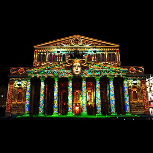 Building Projection
