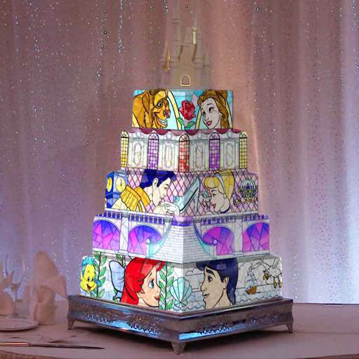 Cake Projection