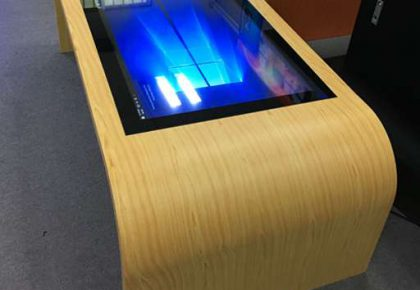 Interactive Touch Tables